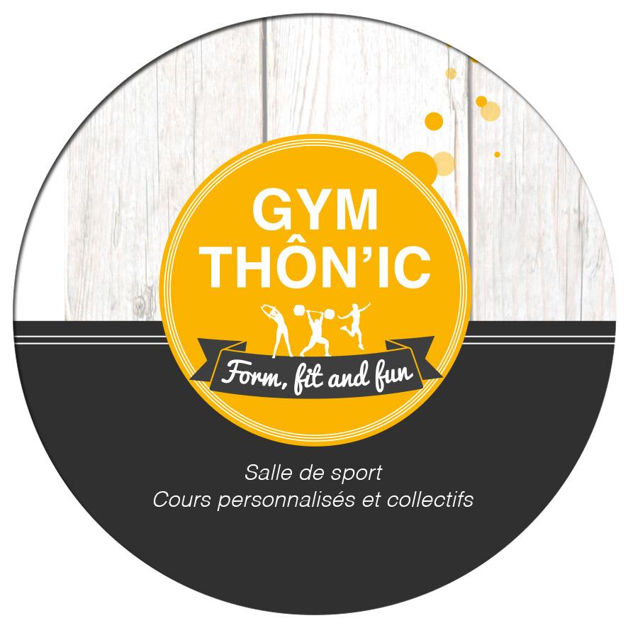 Graphiste-annecy-communication -Salle de sport Thones