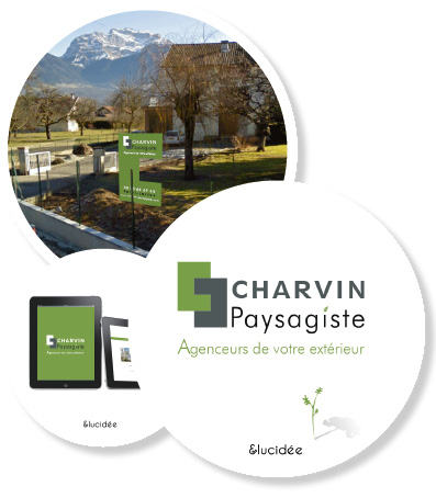 Graphiste-annecy-communication-Paysagiste Annecy