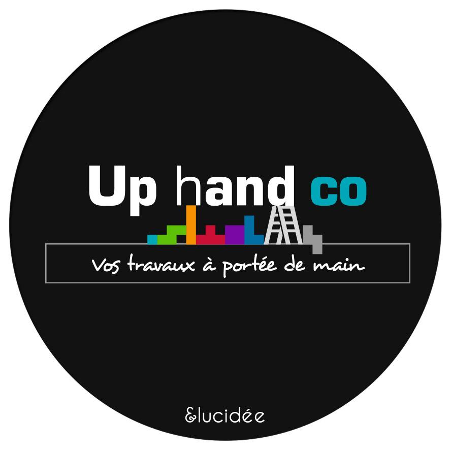 **&luci•dée•compose pour trouver un nom de marque : Up hand co