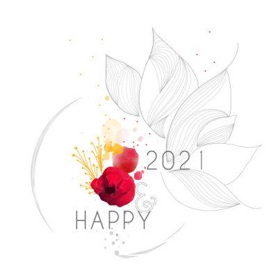 &luci•dée•cide que 2021 sera pétillante